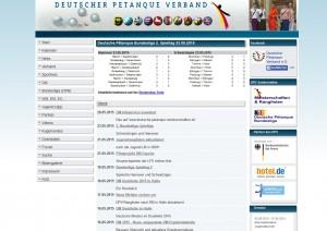 Deutscher Petanque Verband